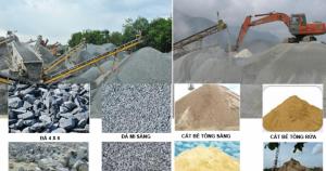 Bảng báo giá cát bê tông chất lượng uy tín năm 2020